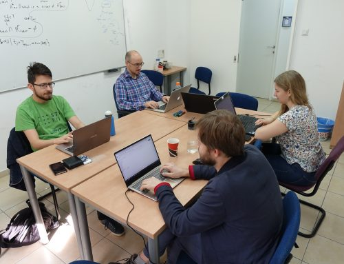 Autumn project meeting at Bar Ilan University